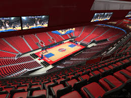 Little Caesars Arena Concert Virtual Seating Chart 41 Paradigmatic Pistons 3d Seating Chart