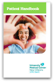 Planning For Your Hospital Stay University Medical Center