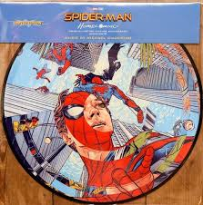Винил <b>Spider</b>-<b>Man</b>: <b>Homecoming</b> Soundtrack Highlights (Picture