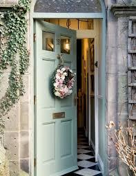 green front doorsCome on In Nine Nifty Front Doors  Finding Silver Pennies