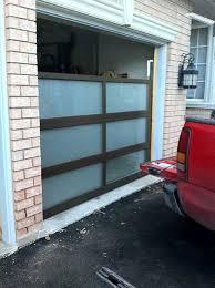 glass design garage doors during installation in aurora by 8 foot fiberglass windows doors