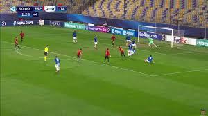 Video: Marco Carnesecchi late double save vs Spain U21!