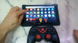 wireless game controller joystick with