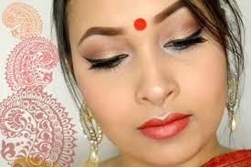 pohela boishakh new year makeup 2016
