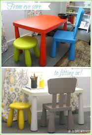 ikea table and chairs childrens table and chairs toddler chair lovely kids table set makeover on ikea table and chairs childrens