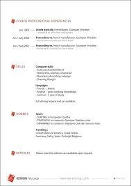 Experience Certificate Format Interior Designer Copy Sample Resume