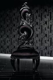 dining room chairs chair gothic table and