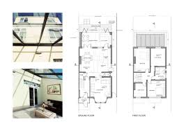 architect designed rear house extension golders green barnet nw11