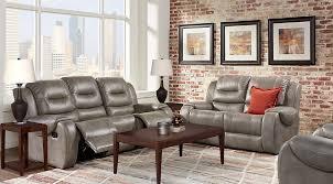 living room furniture design. Shop Now. Baycliffe Smoke 5 Pc Living Room Furniture Design
