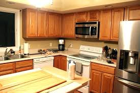 how to paint kitchen cabinets without sanding repainting kitchen cabinets without sanding painting varnished cabinets without