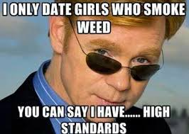 Funny memes - [You can say I have high standards] via Relatably.com