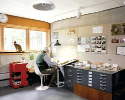 home office studio. Home Office Studio Of Architect Peter Cohen Http Wwwdwellcom Deduction Apartment Garden T