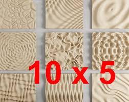 wall panel 3d model cnc vetric aspire