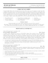 Sample Resume For Security Guard Security Officer Resume Sample Resume Tutorial Pro