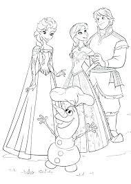 Disney Frozen Coloring Book Frozen Coloring Sheets Free Frozen