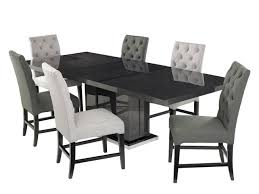 dining table 6 alfa chairs dove save 2 054 our normal 4 053 1 999