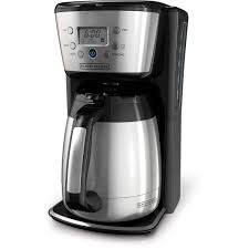 black decker 12 cup programmable coffee maker thermal carafe