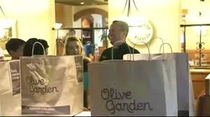 spokane firefighters treated to labor day lasagna from olive garden kxly