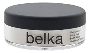 Купить минеральный <b>рассыпчатый хайлайтер для лица</b> 4г belka ...
