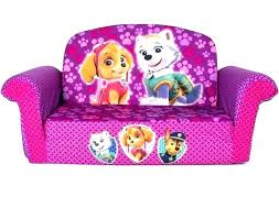 child flip chair bed toddler sofa beds luxurious marshmallow furniture children s 2 in 1 open
