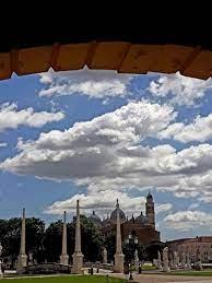 Foto Meteo: Padova Sotto Un Manto Bianco E Azzurro « 3B Meteo