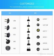 Dc Power Plug Size Chart Small Size Ac 100 240v To Dc 12v 1a Us Plug Adapter Charger Power Adapter For Router Electricity Supplier Electricity Suppliers From Xinyuwei 4 13