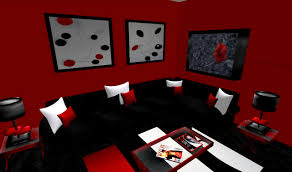 Red White And Black Living Room Apartments Divine Images About Red White Black Decor And Living