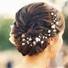 髪飾り ヘッドドレス 花 フラワー ホワイト パール ティアラ ヘア