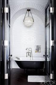 Image Lighting Fixtures Bathroom Lighting Elle Decor 55 Bathroom Lighting Ideas For Every Style Modern Light Fixtures