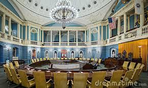 In Senate Boston Chamber Senate Chamber