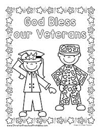 Small Picture Collection of Solutions Printable Printable Veterans Day Coloring