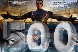 2 0 Enters 500 Crore Club In Worldwide Box Office Collections