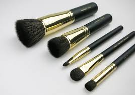 bare minerals brushes. bareminerals buffing beauties brushes 6 brush set review bare minerals