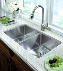 Best Deep Stainless Steel Double Kitchen Sink Dazzling Best Deep Bowl Kitchen Sink