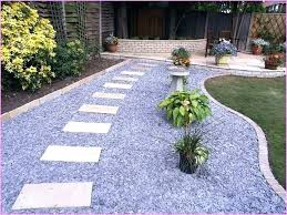 decorative garden stepping stones making concrete