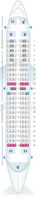 seat map for klm boeing b737 700