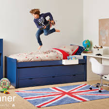 boys storage bed. Brilliant Storage Home  Childrenu0027s Furniture Beds Boys Bed With Trundle And  Storage By Asoral  Over 20 Colours Intended