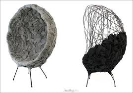 unique accent chairs. Delighful Unique Furniture Ideas  28 Accent Chairs For A Dramatic Living Room  Strips Of  Felt Inside Unique L