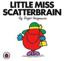 little miss terbrain mr men and little miss by roger hargreaves