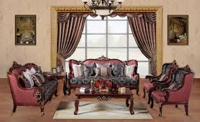 colorful living room furniture sets. European Style Living Room Furniture Sets Elegant Classic Design Ideas With Antique Lighting Unique Wall Background Colorful