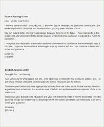 Official Apology Letter To Boss New Apology Letter Example Domosens ...