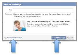 10 Tips For Creating Buzz With Facebook Events Social Media Examiner
