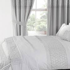 grey bedding silver grey embroidered bedding set grey sheet set twin