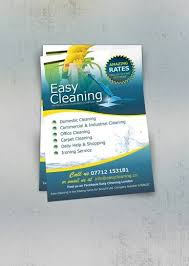 Commercial Cleaning Flyers Flyers Easy Cleaning