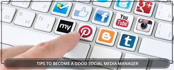 how to become a social media manager tips to become a good social media manager tesla media worx