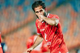 القبض على لاعب الأهلي المصري مروان محسن - رياضة - عربية ودولية - الإمارات  اليوم