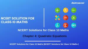 chapter 4 quadratic equations exercise 4 4
