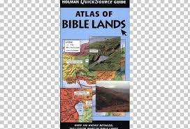 Atlas Of Bible Lands Holman Quicksource Bible Atlas With