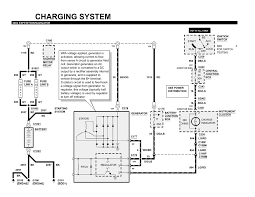 charging system wiring diagram wiring diagram and hernes charging system diagram auto wiring schematic