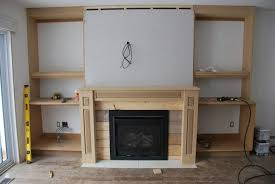 fireplace built in shelving 5 via the sweetest digs